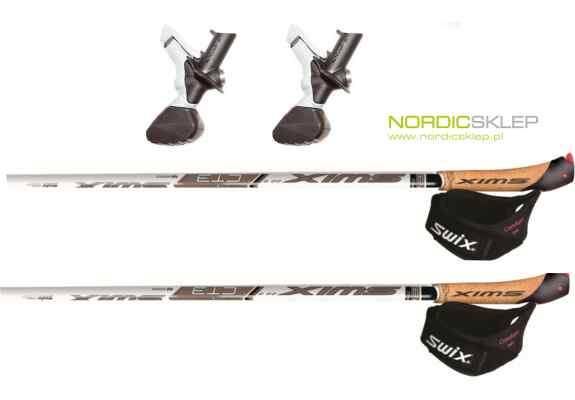 Kijki nordic walking Swix NW970 - CT3 twist&go