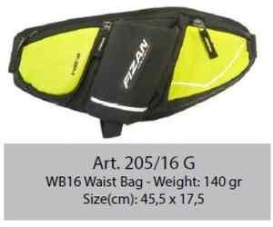FIZAN Waist Bag/Pas zielony