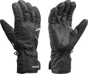 Rękawice narciarskie Leki Sceon S GTX Black