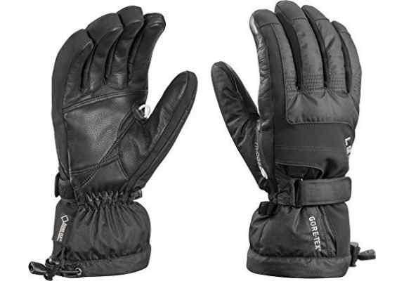 Rękawice narciarskie LEKI Scuol S GTX black