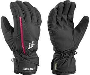 Rękawice LEKI Alpe GTX Lady black-pink