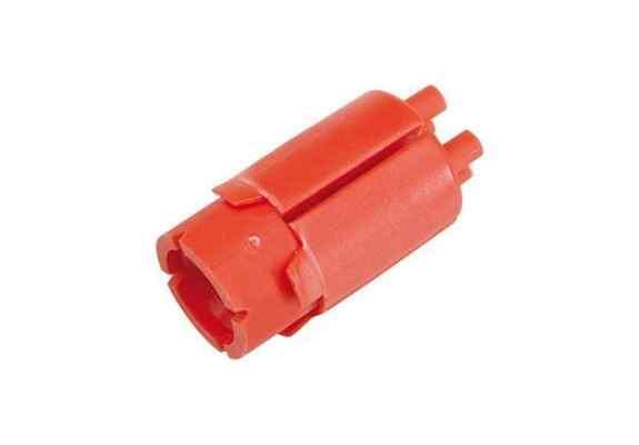 Tulejka klasyczna LEKI 16 mm czerwona