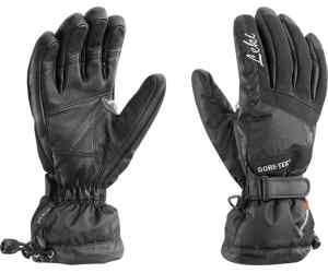 Damskie rękawice narciarskie LEKI Scale S GTX Lady black