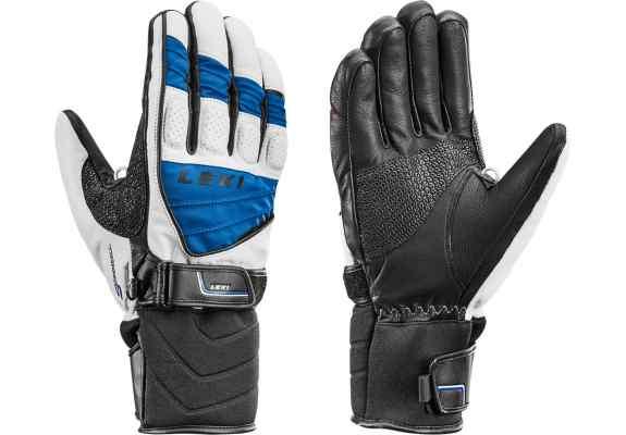 Rękawice narciarskie LEKI Griffin S blue