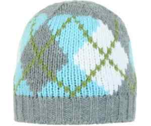 CZAPKA ARGYLE BEANIE HEATHER GREY