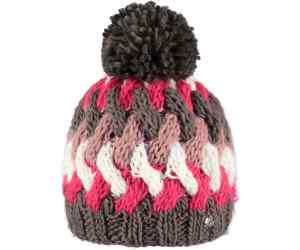 CZAPKA BARBARA BEANIE HEATHER BROWN