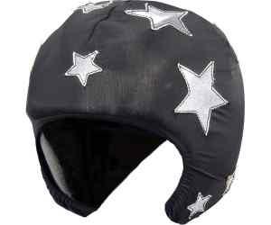 HELMET COVER BLACK STARS