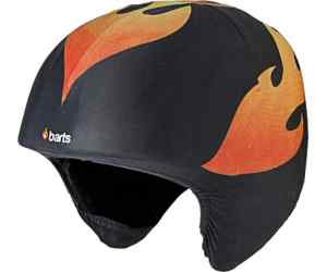 HELMET COVER FLAME