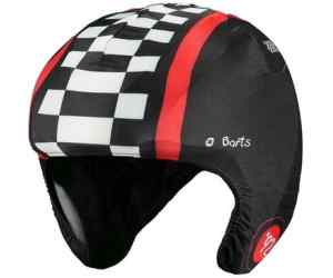 HELMET COVER RACE CAR