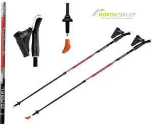 Kije do nordic walking Gabel Stretch