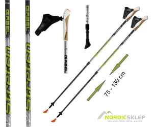 Gabel Stretch Lite - lekkie kije do nordic walking