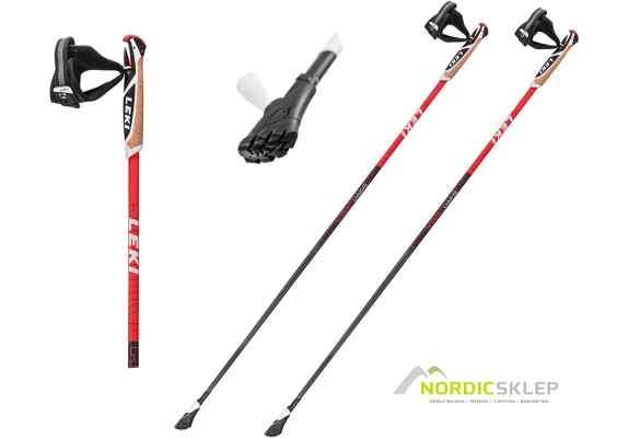 KIje nordic walking Leki Smart Carbon
