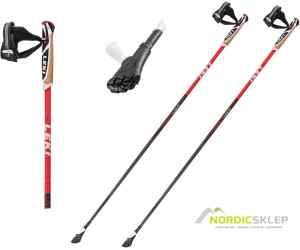Kije nordic walking Leki Smart Carbon