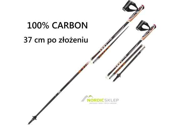 Leki Trail Stic Carbon 100%