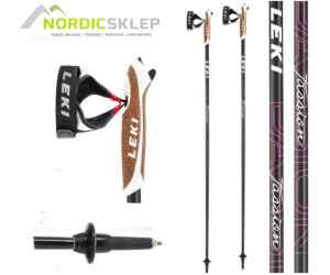 Kijki nordic walking Leki Passion