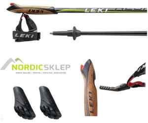 Kije nordic walking Leki Response