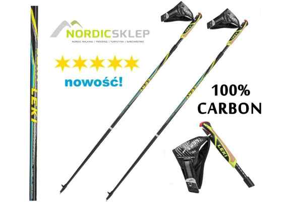 Kije nordic walking Leki speed pacer vario
