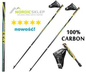 Kijki do nordic walking Leki Speed Pacer Vario black