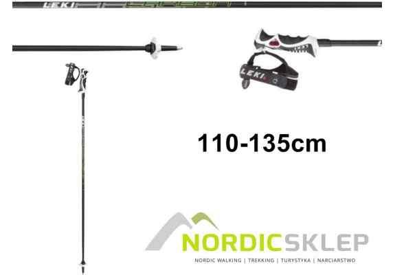 Kije narciarskie Leki Carbon 14 S Blue