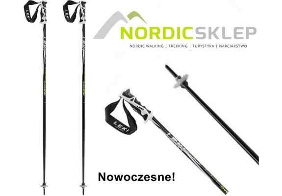 Kije narciarskie Leki Challenge Green