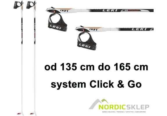 Kije narciarskie Leki Crosslite
