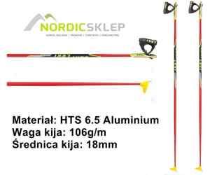 Kije narciarstwo biegowe Leki Skate AF