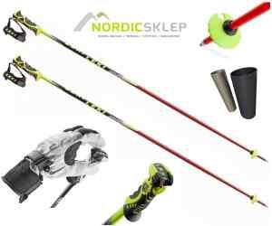 Kije narciarskie Leki WCR SL