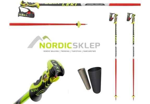 Kije narciarskie Leki WCR SL 115