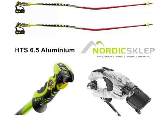 Kije do narciarstwa zjazdowego Leki WCR GS