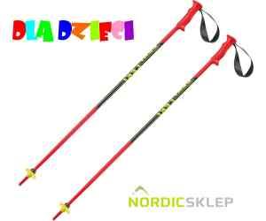 Kije narciarskie Leki Racing Kids Red