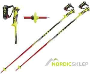 Kijki narciarskie Leki WC LITE SL S 95 cm