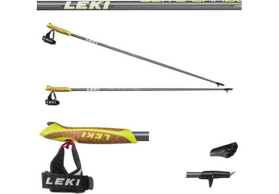 Kije Leki Elite Carbon 2017