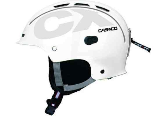 Kask narciarski Casco CX-3 ICECUBE WHITE M