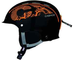 Kask narciarski Casco CX-3 ICECUBE Black-Orange L