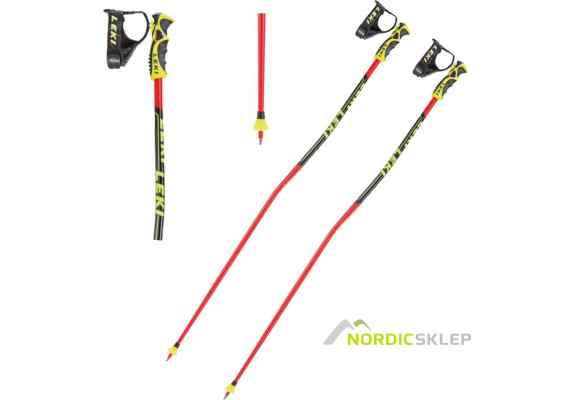 Kije do narciarstwa zjazdowego LEKI Carbon GS