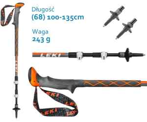 Trekking LEKI Thermolite XL SL2 AS 2017