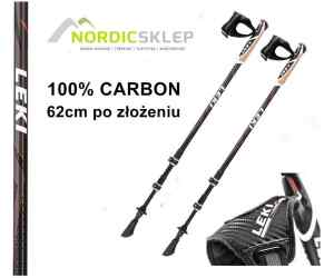 Kijki do nordic walking Leki Traveller Carbon
