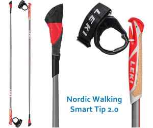 Kije nordic walking Leki Smart Carat 2017