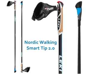 Kijki nordic walking Leki Smart Comp 2017