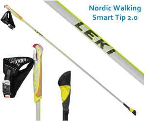 Kijki nordic walking Leki Smart Carbon 2017