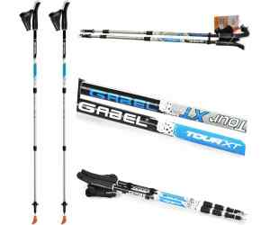 Kije nordic walking Gabel Tour XT NCS 62-131 cm