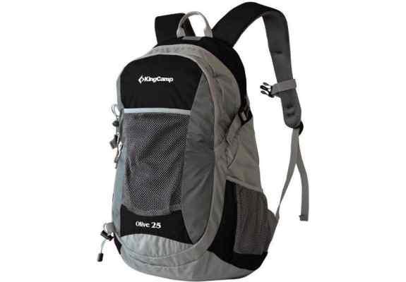Plecak 25L KIng Camp Olive 25 KB3307 czarny