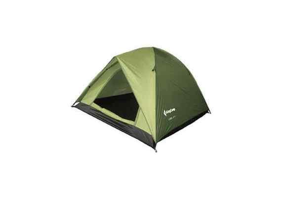 Namiot King Camp Family 2 plus 1 zielony