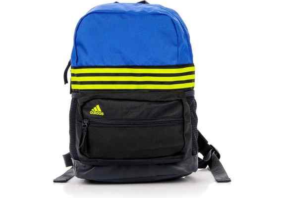 Plecak ADIDAS XS AB1782 czarno - noiebieski z żółtym logo