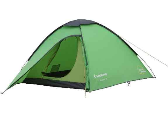 Namiot Kinc Camp Elba 3 KT3038 zielony
