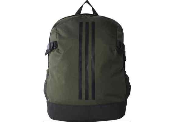 popularne sklepy Całkiem nowy oficjalne zdjęcia PLECAK ADIDAS POWER IV BR1545 ciemny zielony, czarne logo