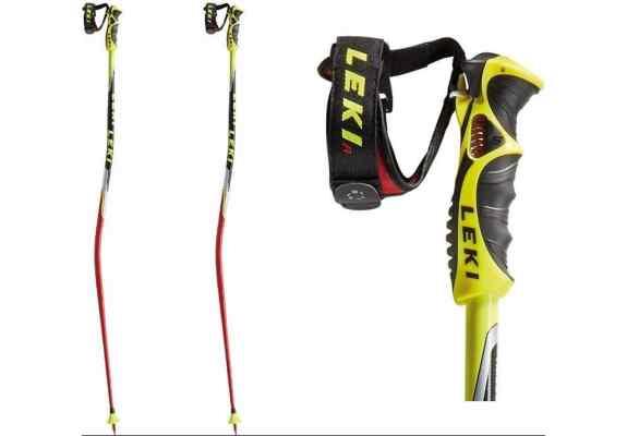 Kije narciarstwo zjazdowe Leki WCR GS