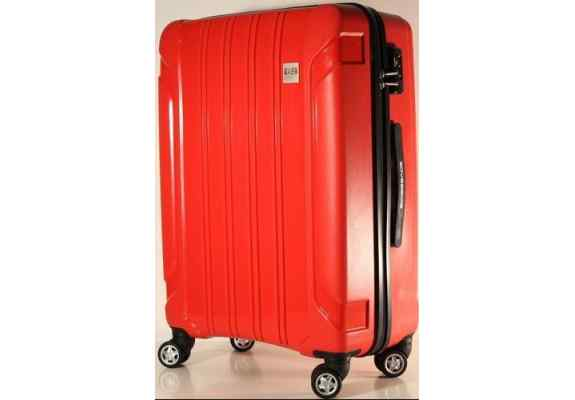 LARGE SUITCASE TOURIST SWISSBAGS+