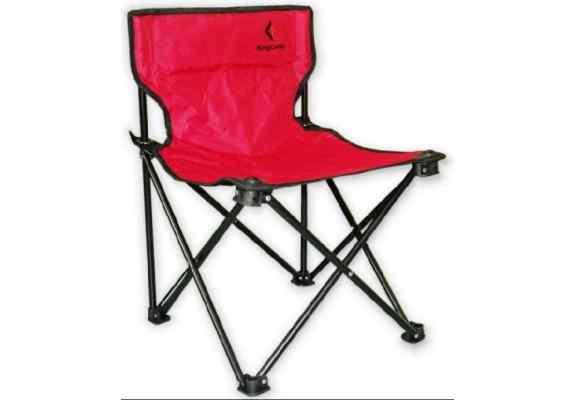 Krzesełko stalowe King Camp