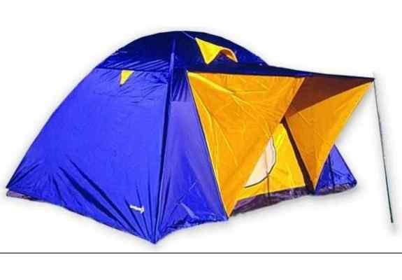 Namiot King Camp Suncamp 4